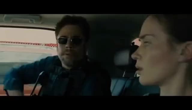 Watch Sicario - Border Battle Scene (HD) GIF on Gfycat. Discover more related GIFs on Gfycat