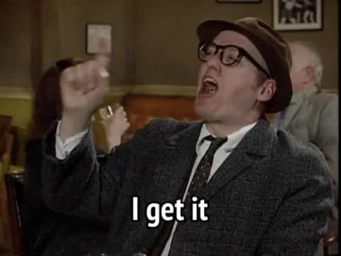 Watch this got it GIF by MikeyMo (@mikeymo) on Gfycat. Discover more adrian edmondson, bottom, got it, i get it, i got it, i understand GIFs on Gfycat