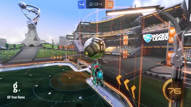 Watch ⏱️ Goal 8: Kuliyador Airlines GIF by Gif Your Game (@gifyourgame) on Gfycat. Discover more Gif Your Game, GifYourGame, Goal, Hutzor, Rocket League, RocketLeague GIFs on Gfycat