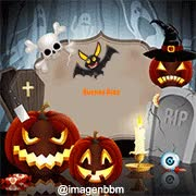 Watch hallowen buenos dias GIF on Gfycat. Discover more related GIFs on Gfycat