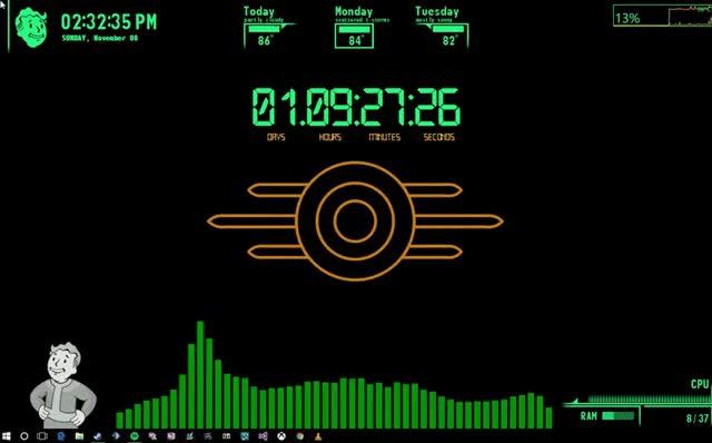Watch and share Fallout GIFs by supabeardyman on Gfycat