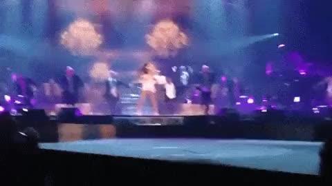 Watch and share Honeymoon Tour GIFs and Ariana Grande GIFs on Gfycat