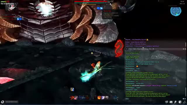 Watch and share Spellsword GIFs and Vindictus GIFs by Venerator on Gfycat