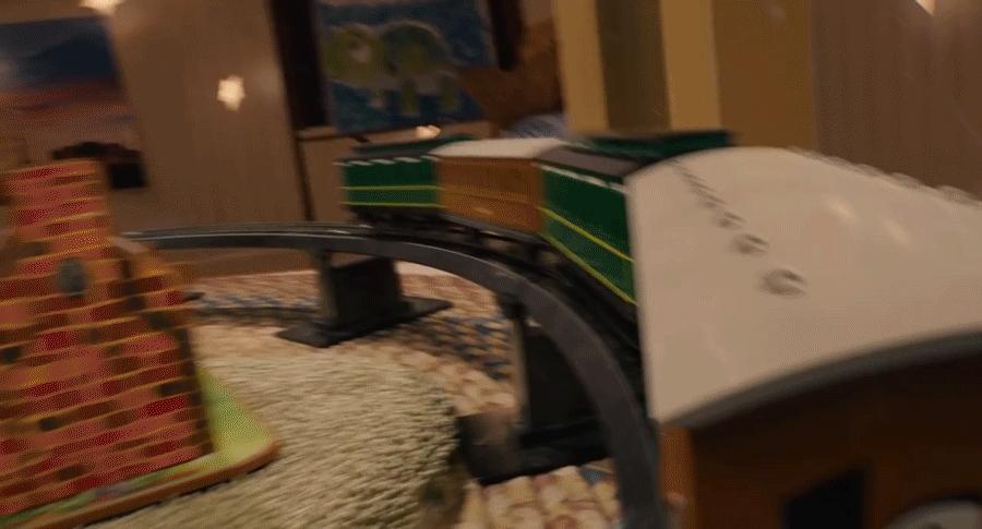 traingifs, Ant Man trailer GIFs