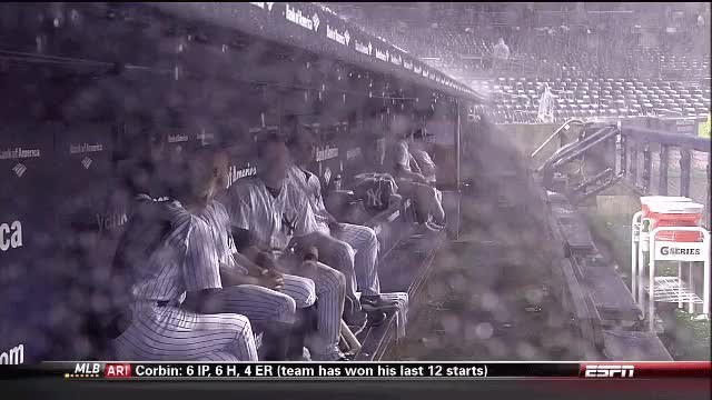 Watch and share Baseball Rain GIFs on Gfycat