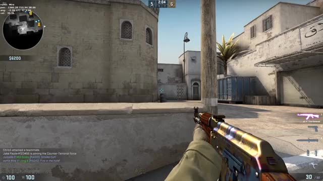 Watch and share Dust2 Long Taps GIFs by Mire on Gfycat