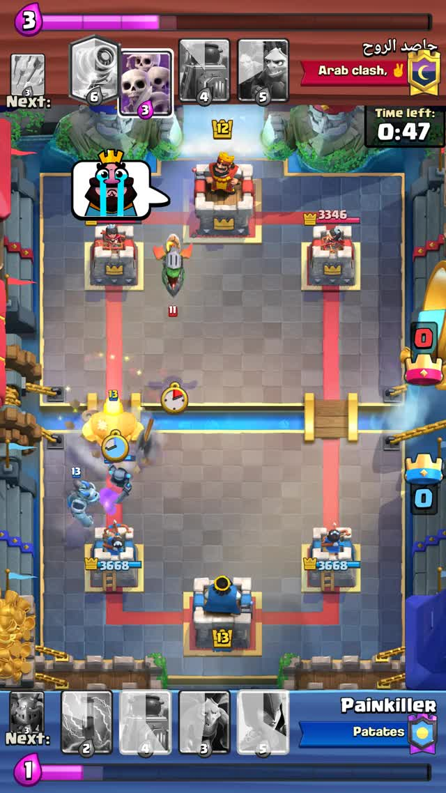 Watch and share Clash Royale GIFs by mohayta on Gfycat