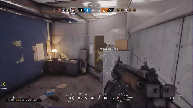 Watch this GIF by Gamer DVR (@xboxdvr) on Gfycat. Discover more NOPO Ar8, TomClancysRainbowSixSiege, xbox, xbox dvr, xbox one GIFs on Gfycat