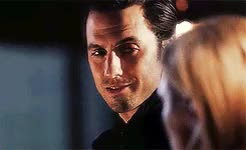 Watch and share Milo Ventimiglia GIFs and Laura Mitchell GIFs on Gfycat
