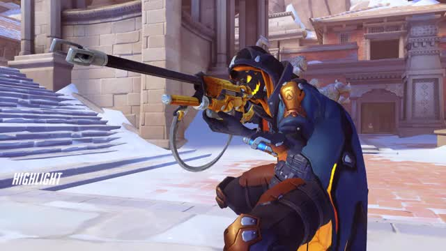 Watch gottem GIF by Mordred (@cooki3z) on Gfycat. Discover more ana, genji, highlight, overwatch GIFs on Gfycat