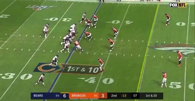 Watch and share Denver Broncos GIFs and Chicago Bears GIFs by Matt Weston on Gfycat