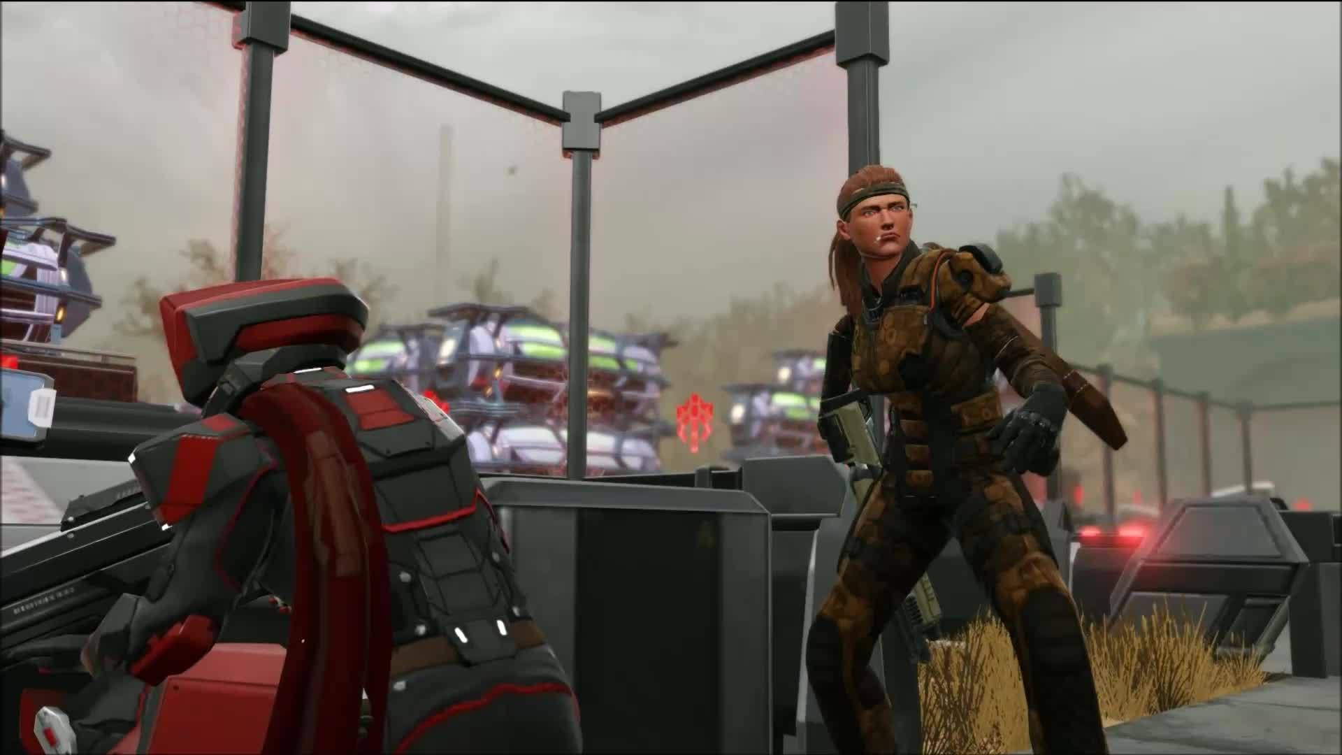 XCOM 2, XCOM 2 Ranger GIFs