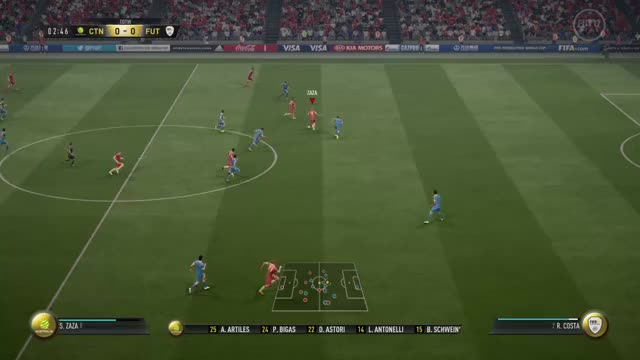 Watch this GIF by Gamer DVR (@xboxdvr) on Gfycat. Discover more EASPORTSFIFA17, Phoenix070202, xbox, xbox dvr, xbox one GIFs on Gfycat