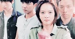 Ahn Jae Hyun, Go Ara, Lee Seung Gi, WSGifs, denial phase, go ah ra, park jung min, show: you're all surrounded, we have you surrounded, you're all surrounded, Bears the crown GIFs