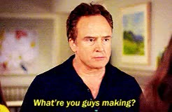 Watch and share Bradley Whitford GIFs and Natalie Morales GIFs on Gfycat