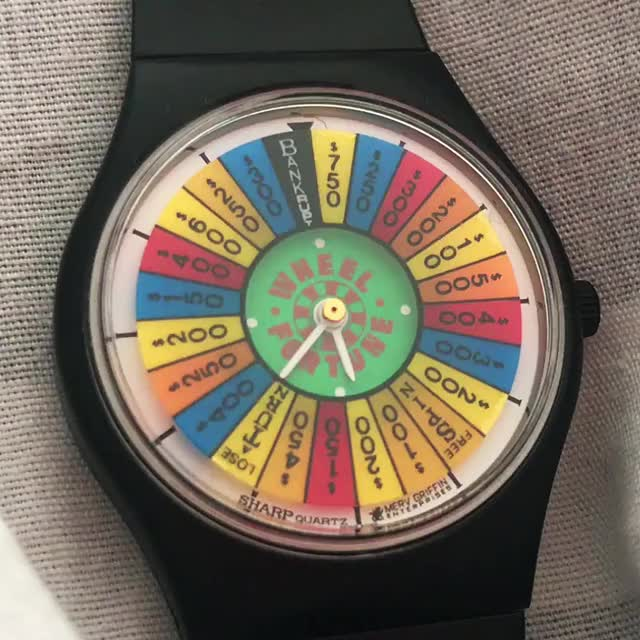 Watch Wheel of Fortune Watch Full Spin (15s) GIF by @pds319 on Gfycat. Discover more WOF, Wheel of Fortune, colorful, spin, watch GIFs on Gfycat