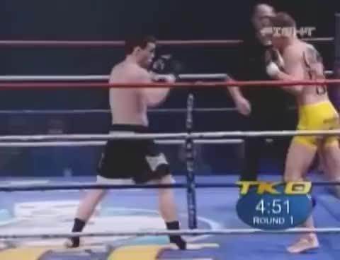 Ludwig drops Pulver in TKO