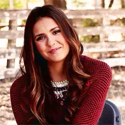 Watch and share Nina Dobrev GIFs on Gfycat