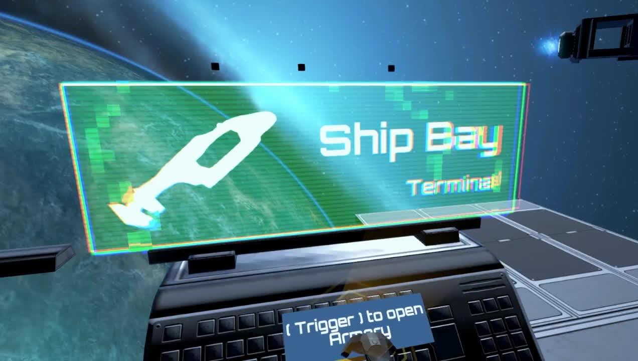 VR multiplayer starships GIFs