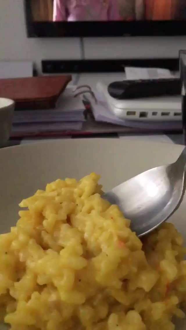 Watch and share Risotto GIFs and Food GIFs on Gfycat