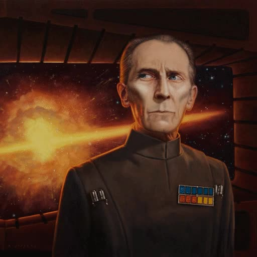 Watch Tactical masterminds 3#: Grand Moff Tarkin GIF on Gfycat. Discover more related GIFs on Gfycat