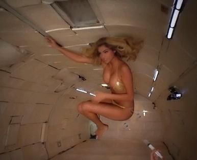 celebgfys, modelz, kate upton zero gravity gif 1 (reddit) GIFs