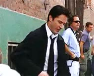 Watch Constantine GIF on Gfycat. Discover more Behind The Scene, Francis Lawrence, behind the scene gif, bhs, bhts, chad stahelski, constantine, constantine 2005, constantine movie, gif by me, gifset, green background, keanu reeves, martial arts, movie gif, rachel weizs, rehersal GIFs on Gfycat