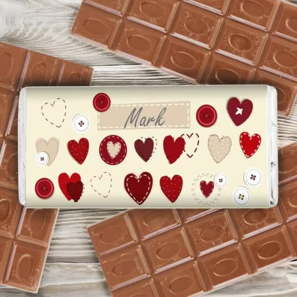 Watch and share The Chocolate Wrapper Valentines Day Chocolate Gifts GIFs by The Chocolate Wrapper on Gfycat