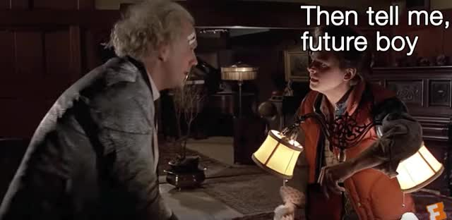 Watch and share Bttf GIFs and Biff GIFs by CapnFancyPants on Gfycat