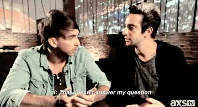 Watch and share Alex Gaskarth GIFs and Dare As I Tag GIFs on Gfycat