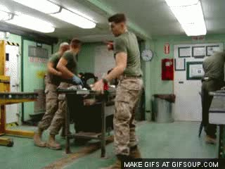 Watch and share Army Booty GIFs on Gfycat