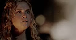 Watch and share Get To Know Me GIFs and Clarke Griffin GIFs on Gfycat