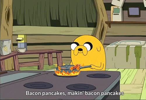 Watch and share Pancakes GIFs on Gfycat