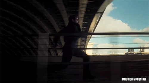 MissionImpossible360, action, blockbuster, epic, m.i., mission: impossible, missionimpossible, movies, paramount pictures, tom cruise, Tom Running GIFs