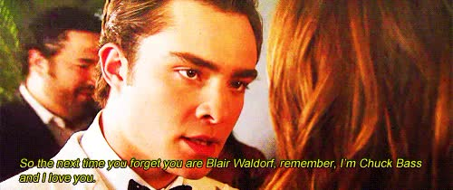 Watch Yes Chuck GIF on Gfycat. Discover more adorable, blair and chuck, chuck and blair, cute, goals, gossip girl, gossip girl fandom, gossip girl fans, i love you, relationship goals GIFs on Gfycat