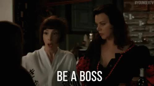 Watch and share The Boss GIFs on Gfycat