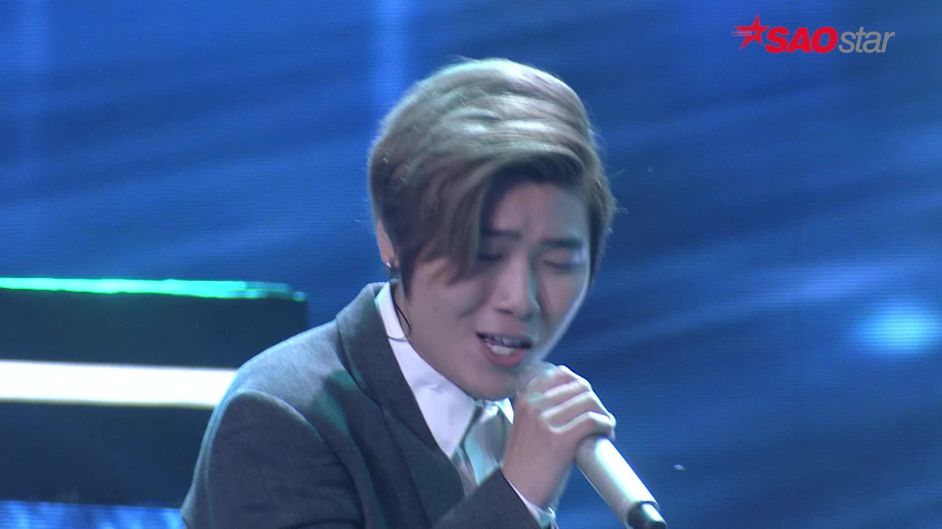Bản sao Tuấn Hưng  Dương Thuận cùng Quốc Đạt gây ngạc nhiên khi hát Tình lãng phí