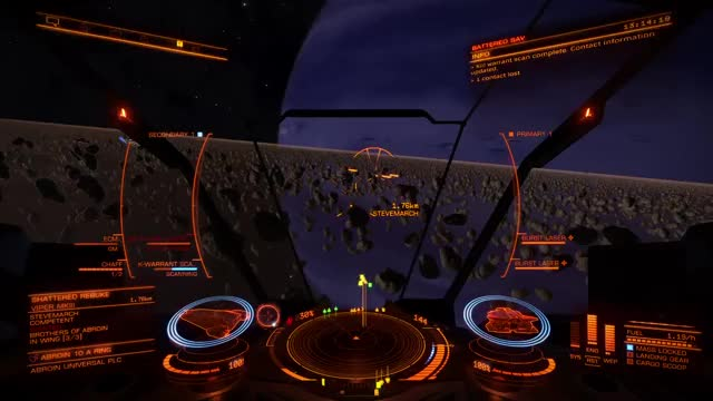 Watch Elite Dangerous_20170726223813 GIF on Gfycat. Discover more playstation 4, ps4share, sony interactive entertainment GIFs on Gfycat