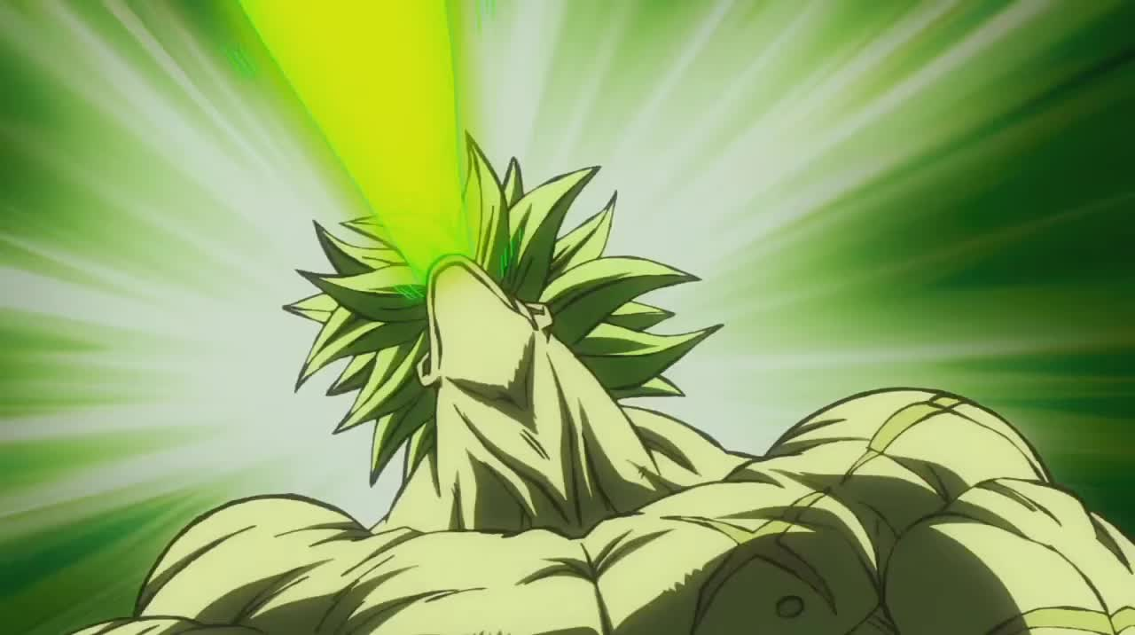 Broly mouth blast GIFs