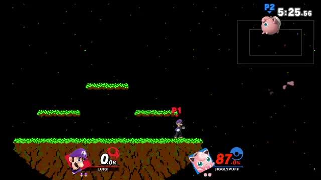 Watch and share Luigi Spike On Puff GIFs by bassman130 on Gfycat