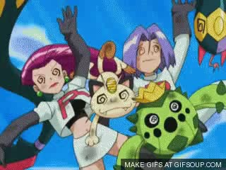 Watch and share Team-rocket GIFs on Gfycat