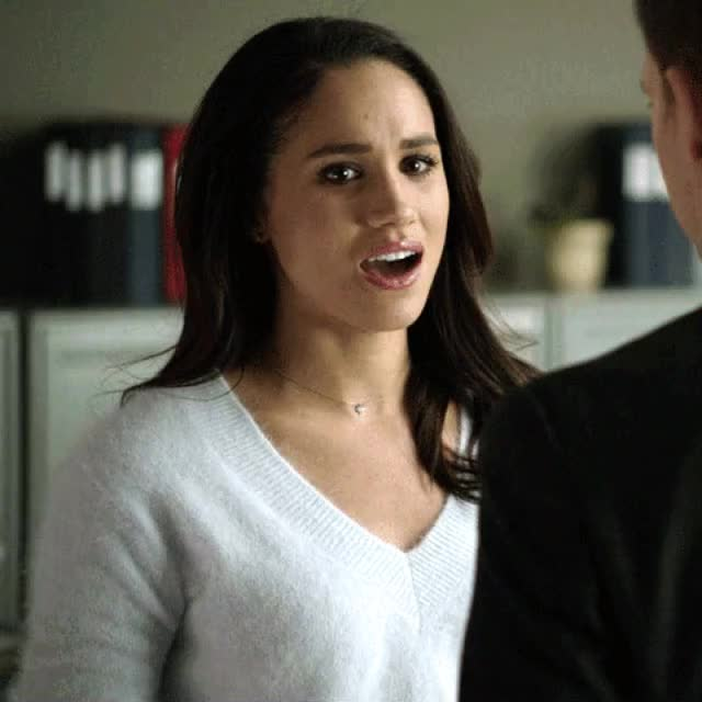 Watch and share Meghan Markle GIFs and Oh No GIFs on Gfycat