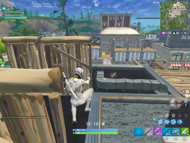 Watch and share Fortnite GIFs by KARAFFAN on Gfycat