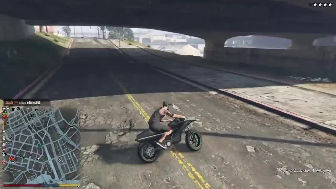 close call, gaming, gta oppressor, gta orion, gta stunts, gtav, marsone619, oppressor and stuff, orion, solaris, solaris orion, solaris-orion, stunt, Extremely Insane Close Call with a Little Improvised Surprise at the End!!! GIFs