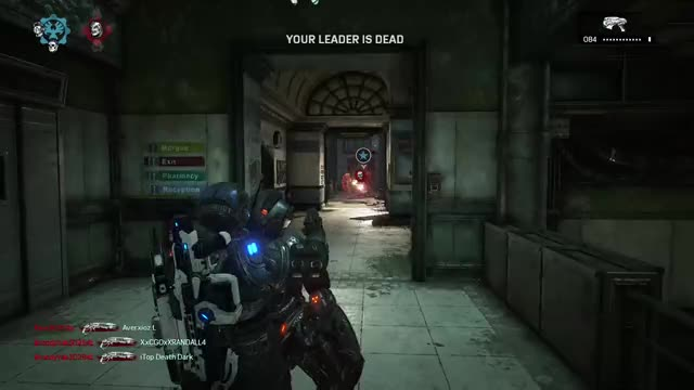 Watch and share Gearsofwar4 GIFs and James X Unc GIFs by Gamer DVR on Gfycat