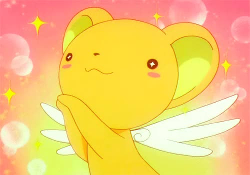 Watch and share Card Captor Sakura GIFs and Anime Gif GIFs on Gfycat