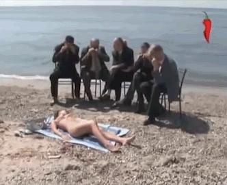 ANormalDayInRussia, gifs, Russia does hidden camera shows so much better than everybody else [NSFW] (reddit) GIFs