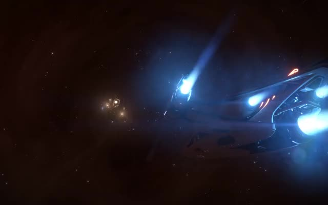 Watch Black Holes are Scary GIF by @andromedaa on Gfycat. Discover more elitedangerous GIFs on Gfycat