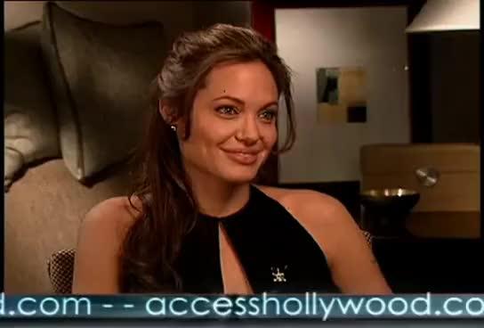 Watch angelina GIF on Gfycat. Discover more access, angelina, brad, flashback, hollywood, jolie, pitt GIFs on Gfycat