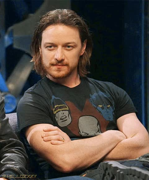Watch and share James Mcavoy GIFs and Celebs GIFs by Marcia LC on Gfycat